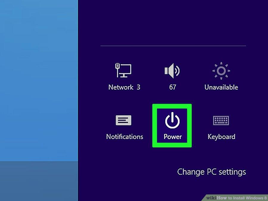 install windows 8 step by step