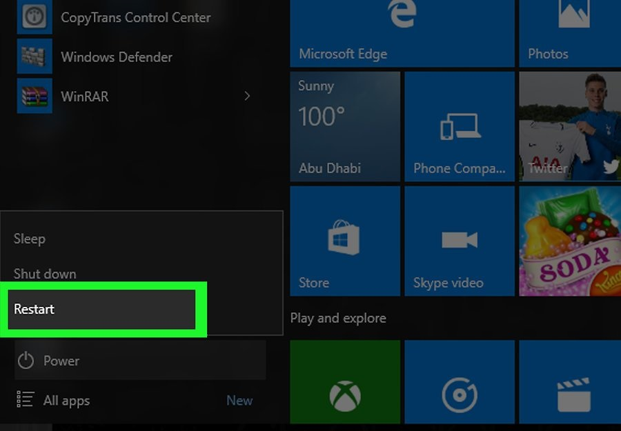 how to install windows 10 from pendrive